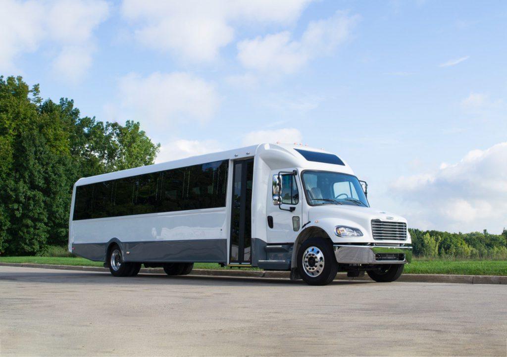 federal premier coach bus