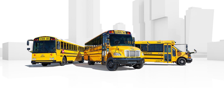 School Bus - Hoekstra Transportation