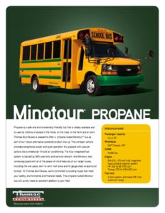 Minotour Propane PDF PDF link