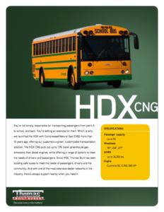 HDX CNG PDF link