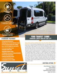 Sunset Vans 130
