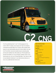 Saf-T-Liner C2 CNG PDF link