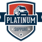 Platinum Support Logo