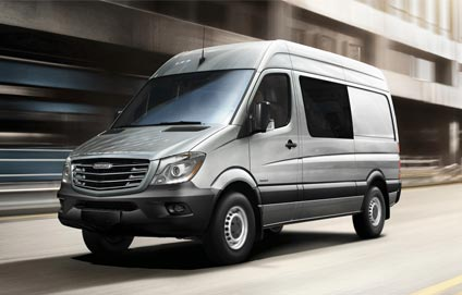 Sprinter Van Solutions