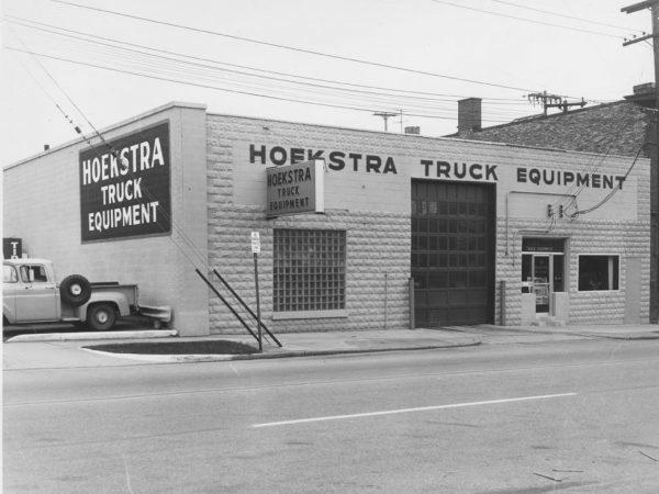 Hoekstra Truck Equipment Building
