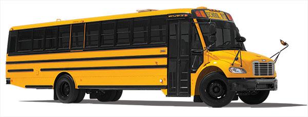 Thomas C2 bus