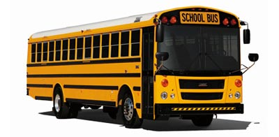 THE SAF-T-LINER® EFX SCHOOL BUS