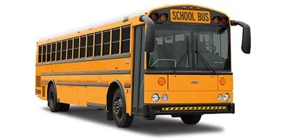 THE SAF-T-LINER® HDX SCHOOL BUS