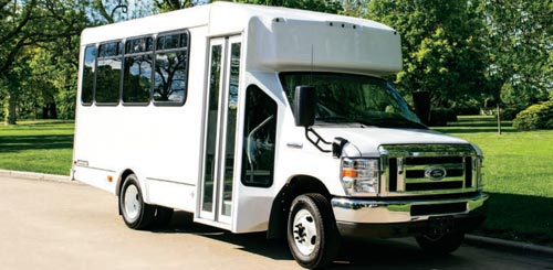 ADVANTAGE Shuttle Bus