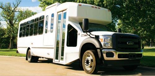 AERO ELITE Shuttle Bus