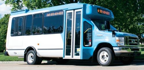 AEROTECH Shuttle Bus
