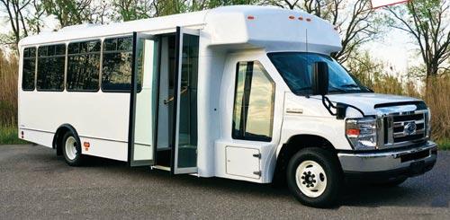 CHAMPION LOW FLOOR Shuttle Bus