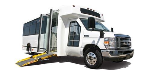 CHAMPION TRANSPORT Shuttle Bus