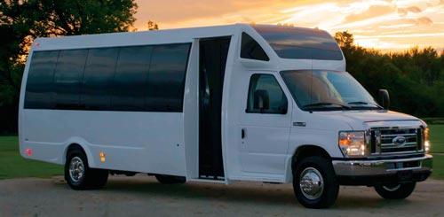 FEDERAL SPIRIT Shuttle Bus