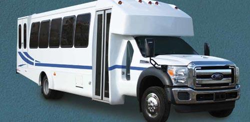 G-FORCE Shuttle Bus
